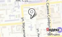 MacCentre Kazakhstan на карте