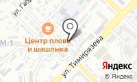 Специализированный межрайонный административный суд г. Алматы на карте