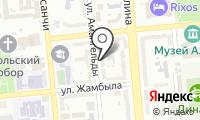 Казахстанское агентство прикладной экологии на карте
