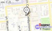 Департамент по борьбе с экономической и коррупционной преступностью по г. Алматы на карте