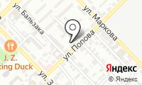 Майра на карте