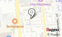 Инкател на карте