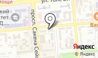 Центр развития карьеры на карте