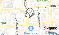 Дом Студентов №2 на карте