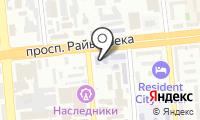 Почтовое отделение КУРГАН 7 на карте