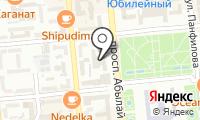 Казахконцерт на карте