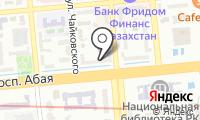 AIG на карте