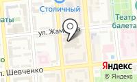 Trocadero на карте
