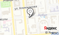 Amares на карте