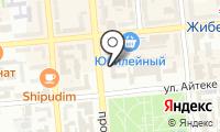 Аппарат акима Алмалинского района на карте