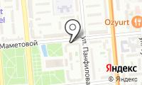 АлматыЭнергоСбыт на карте