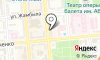 Golden Way на карте