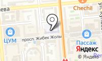 Казахстанско-Российская школа-гимназия №54 на карте