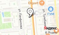 ЛОРИЕНТ на карте