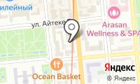 DreamWorks Web Solution на карте