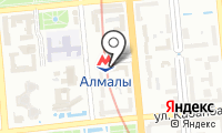 Прокуратура Алмалинского района г. Алматы на карте
