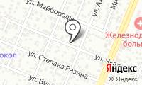 Почтовое отделение ЯРОСЛАВЛЬ 31 на карте
