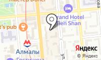 PSG на карте