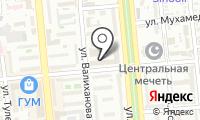 Нотариус Тасыбаева М.С. на карте