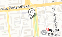 Рыстан на карте
