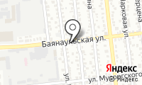 Ер-Нур Сервис на карте