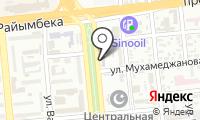 Адал на карте
