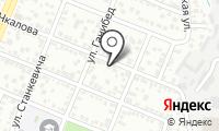Почтовое отделение ПЕРМЬ 64 на карте