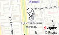 Алматинская Центральная Городская Мечеть на карте