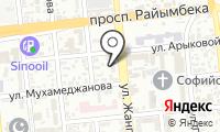 Национальная лизинговая компания на карте