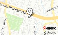 Ан Дин на карте