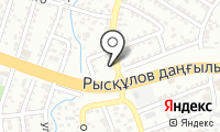 Волочаевска на карте
