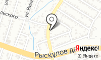 Беркат на карте