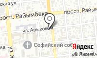 Эмир на карте