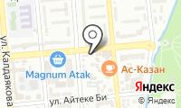 Почтовое отделение СЫЗРАНЬ 10 на карте