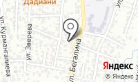 Uptime на карте