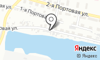 Почтовое отделение НОВОСИБИРСК 36 на карте