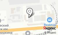 Интехцентр на карте