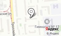 Диадор-А на карте