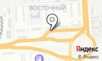 Почтовое отделение КУРГАН 1 на карте