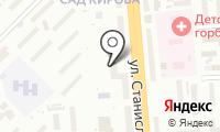 Дом детского творчества им. В. Дубинина на карте