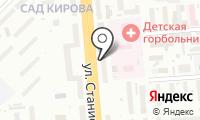 Косметика-1 на карте