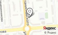 Почтовое отделение НОВОСИБИРСК 54 на карте