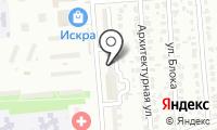 НОТА на карте