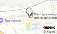 Новосибирский техникум пищевой промышленности и переработки на карте