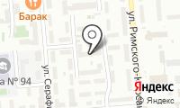 Академия развития на карте