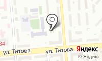 Строительный трест №43 на карте