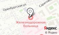 Многопрофильное клиническое учреждение на карте