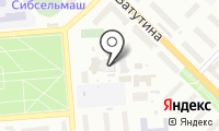 Ломакс на карте