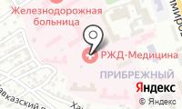 Диагностический центр на карте