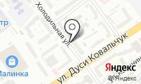 Почтовое отделение НОВОСИБИРСК 1 на карте